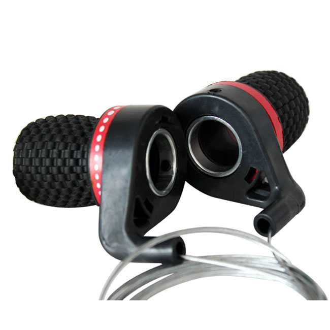 1-Pair-Bike-Bicycle-Gear-Grip-Shift-Lever-Speed-Control-Handle-Bar-Twist-Shifter thumbnail 4