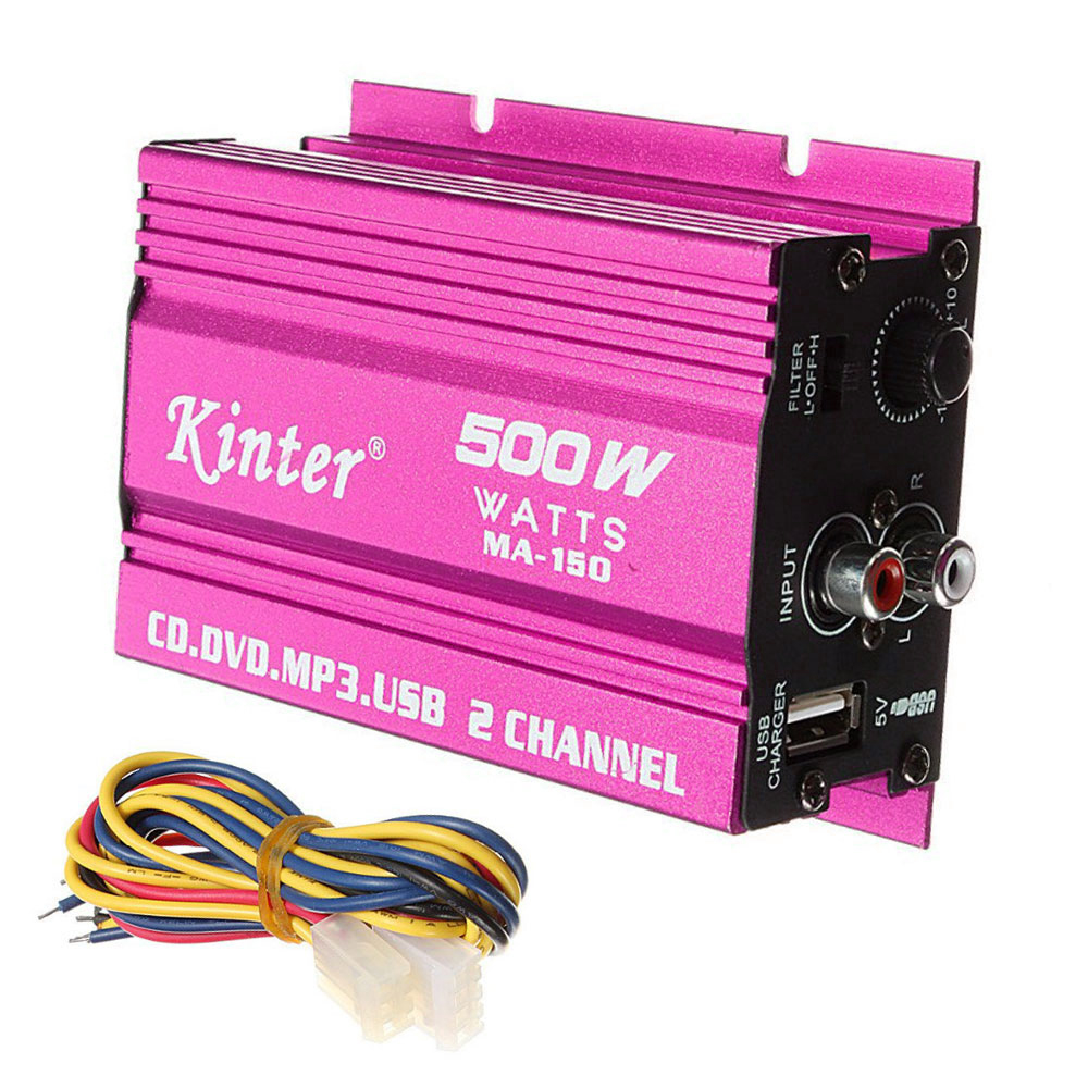 Mini-Hi-Fi-500W-2-Channel-Stereo-Audio-Amplifier-For-Car-Motorcycle-Home-New