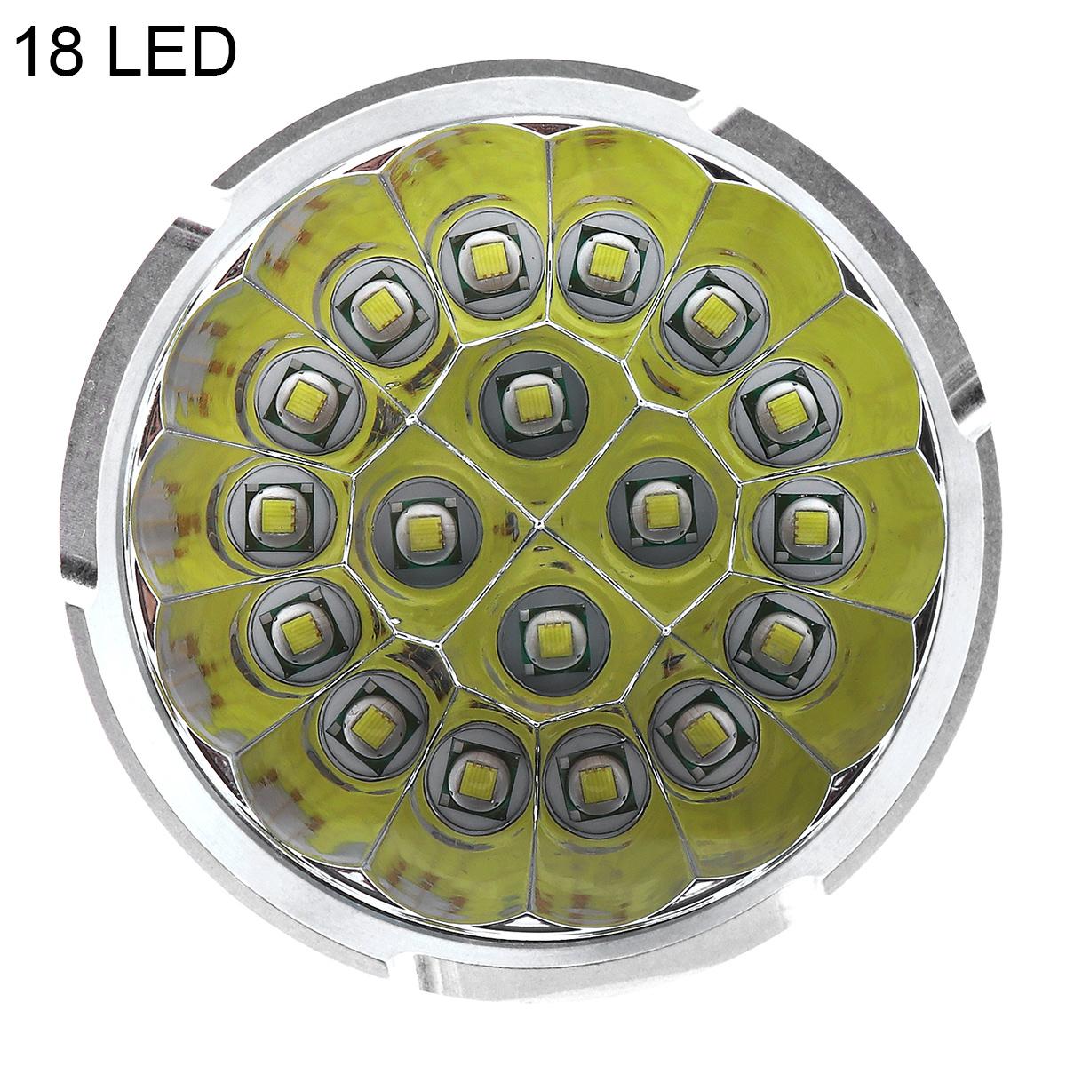 40000LM-18-x-CREE-XM-L-T6-LED-4-Modes-Flashlight-Torch-4-x-18650-Hunting-Lamp thumbnail 2