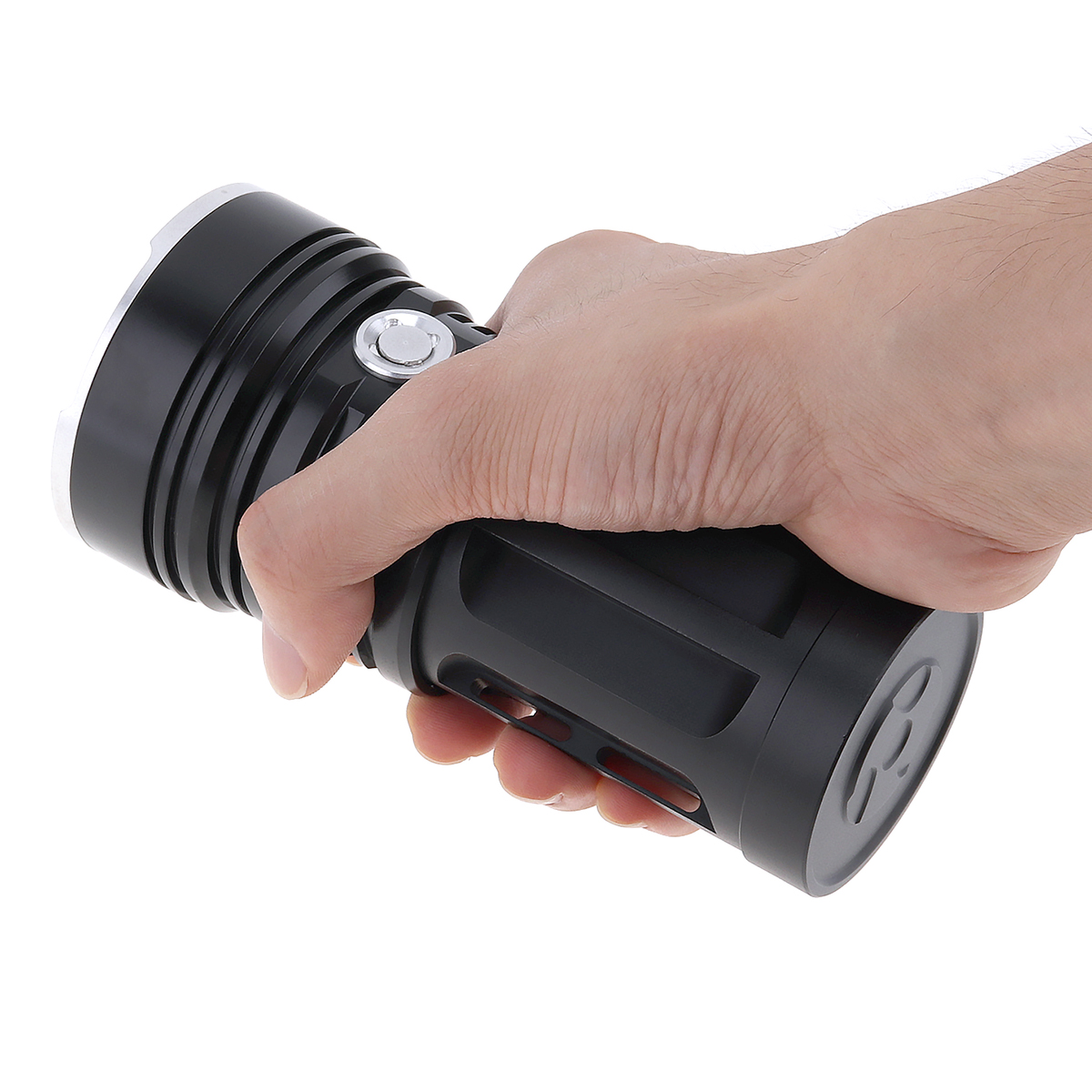40000LM-18-x-CREE-XM-L-T6-LED-4-Modes-Flashlight-Torch-4-x-18650-Hunting-Lamp thumbnail 7
