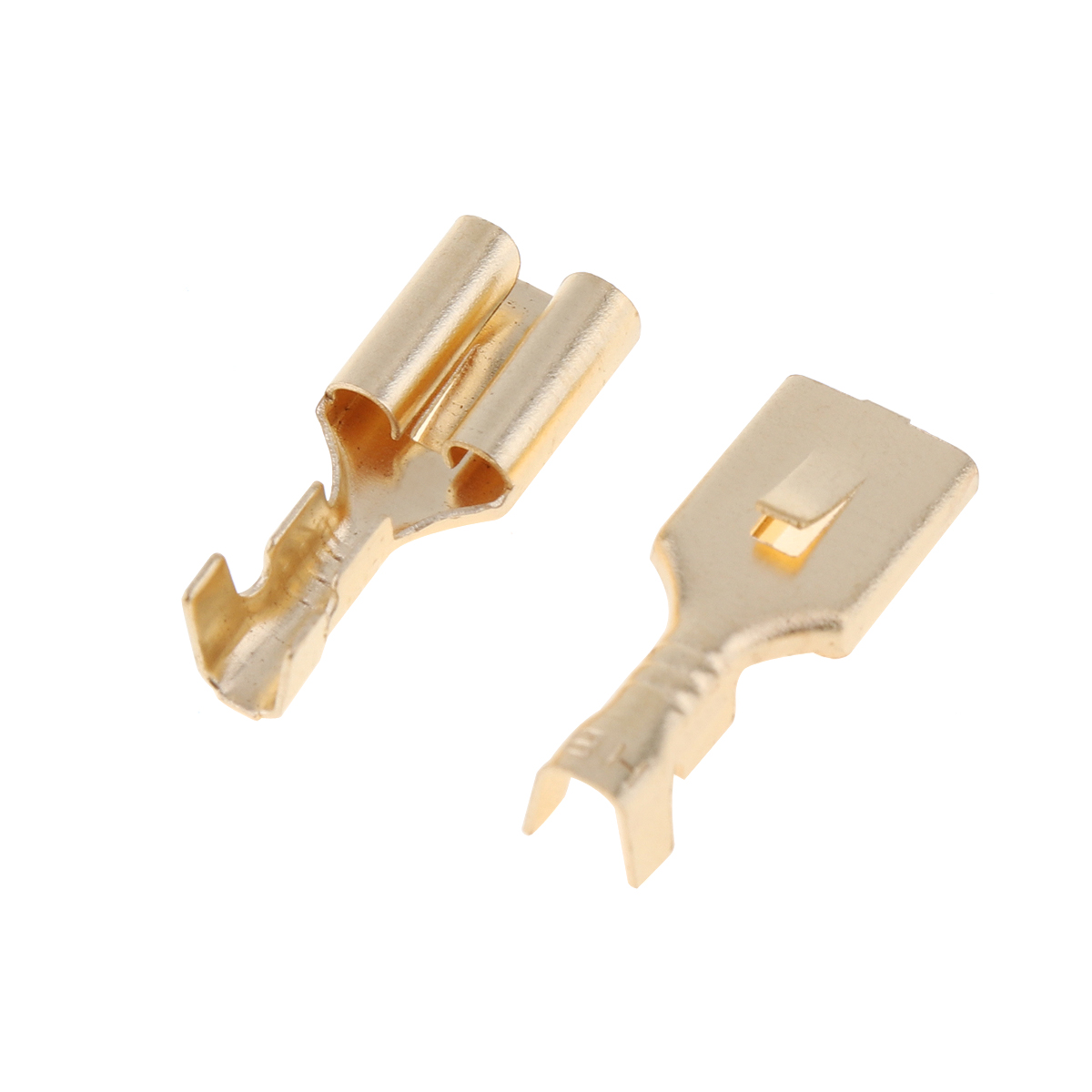6-3mm-Car-Vehicle-5-Pin-Relay-Socket-Connector-Holder-with-5pcs-Copper-Terminal thumbnail 3