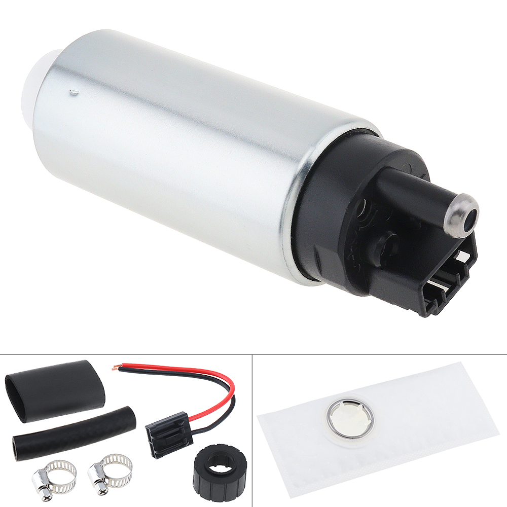 High Performance and High Pressure ELectric Fuel Pump & Kit