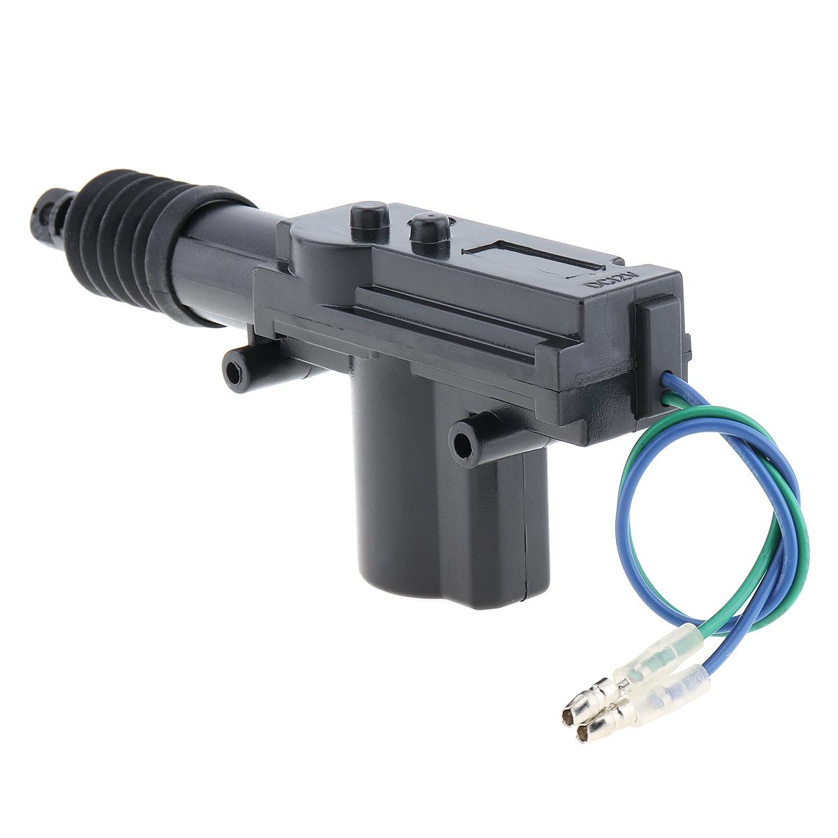 Automobiles & Motorcycles Universal Dc 12v 2 Wire Car Auto Truck Heavy Duty Power Door Lock Actuator Motor